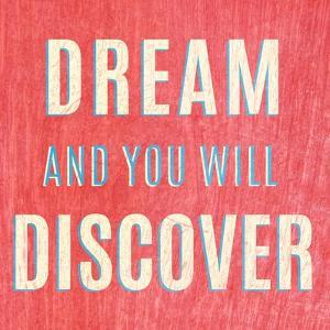 Imagine Believe Dream I by SD Graphics Studio