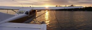 Sea Plane, Lake Spenard, Anchorage, Alaska, USA