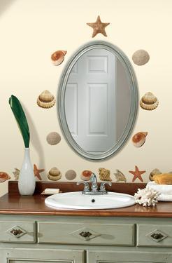 Sea Shells Peel & Stick Wall Decals
