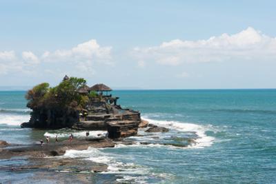 Sea Temple, Tanah Lot Temple, Tanah Lot, Bali, Indonesia