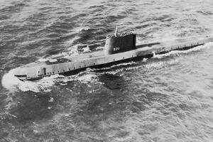 Sea Trials for USS Nautilus, First Nuke Sub