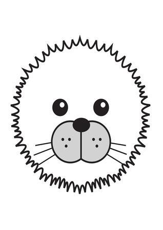 https://imgc.allpostersimages.com/img/posters/seal-animaru-cartoon-animal-print_u-L-F88OCV0.jpg?p=0