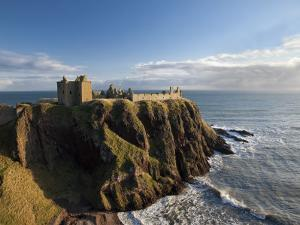 Dunnottar Castle by Sean Caffrey