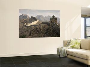 Great Wall of China by Sean Caffrey