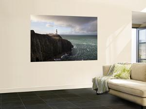 Neist Point Lighthouse by Sean Caffrey