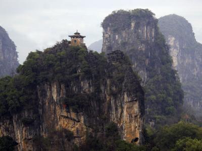 Yangshuo's Karst Peaks