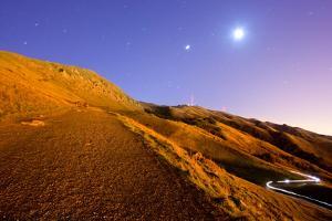 Mission Peak at Dawn by Sean Duan