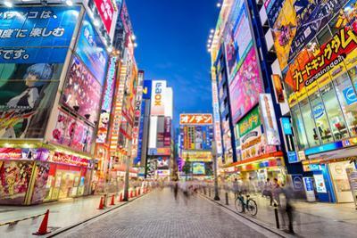 Akihabara, Tokyo, Japan by Sean Pavone