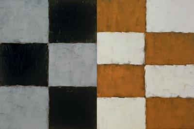 Maan, 1994 by Sean Scully