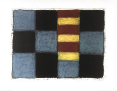 Munich 2.16.96 by Sean Scully
