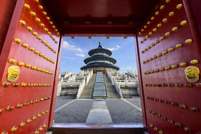Beijing, China at Temple of Heaven. by SeanPavonePhoto