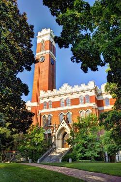 Campus of Vanderbilt Unversity in Nashville, Tennessee. by SeanPavonePhoto