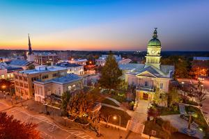 Dontown Athens Georgia by SeanPavonePhoto