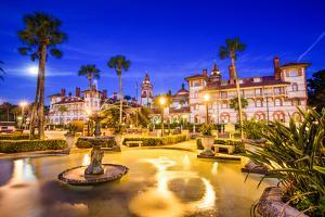 St. Augustine, Florida, Usa. by SeanPavonePhoto