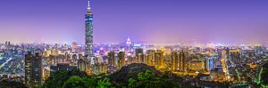 Taipei, Taiwan by SeanPavonePhoto