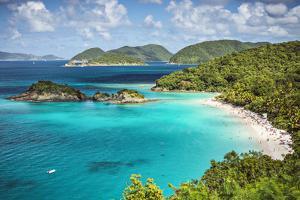 Trunk Bay, St John, United States Virgin Islands. by SeanPavonePhoto