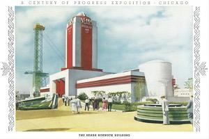 Sears Building, Chicago World Fair