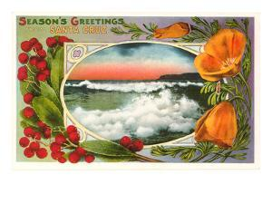 Season's Greetings from Santa Cruz, California
