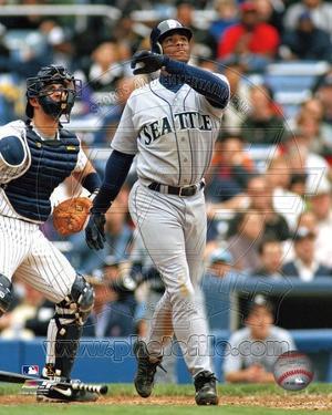 Seattle Mariners - Ken Griffey Jr. Photo