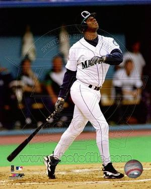 Seattle Mariners - Ken Griffey Jr. Photo