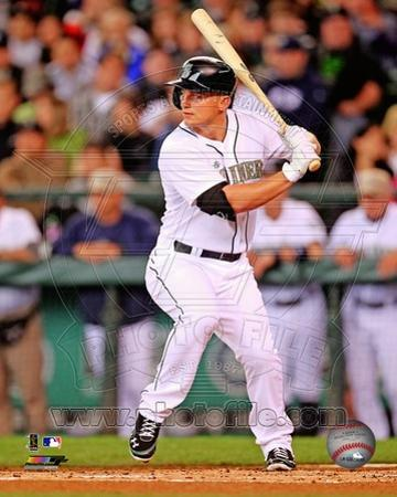 Seattle Mariners - Kyle Seager Photo