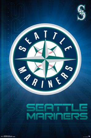 Seattle Mariners- Logo 2016