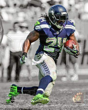 Seattle Seahawks - Marshawn Lynch Photo
