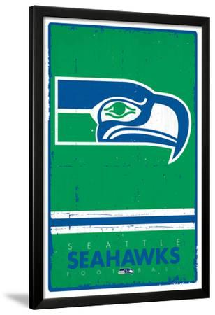 Seattle Seahawks - Retro Logo 15