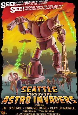 Seattle Vs. Astro Invaders