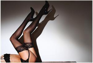 Leg Royalty by Sebastian Black