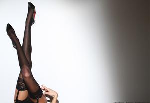 Legs & Loubs 2 by Sebastian Black