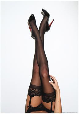 Legs & Loubs by Sebastian Black