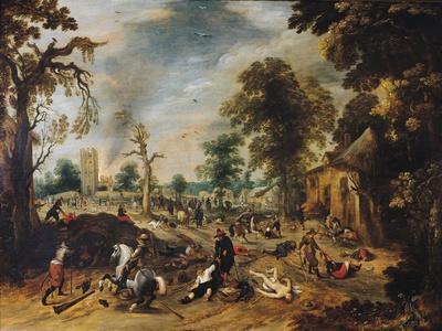 Pillage of a Village