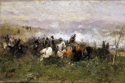 Battle of Pastrengo, April 30, 1848