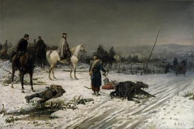 Garibaldi in Dijon, 1871