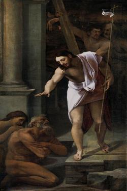 Christ in Limbo by Sebastiano del Piombo