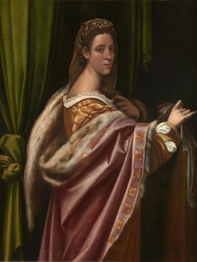 Portrait of a Lady, 1540S by Sebastiano del Piombo