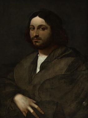 Portrait of a Man, C.1516-20 by Sebastiano del Piombo