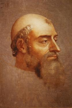 Portrait of Clement VII by Sebastiano del Piombo