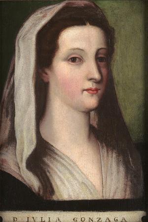 Portrait of Giulia Gonzaga