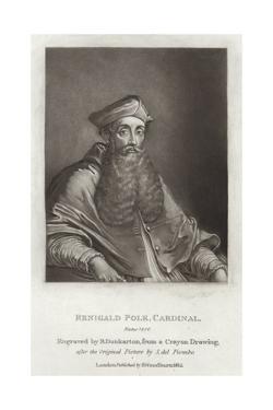 Renigald Pole by Sebastiano del Piombo