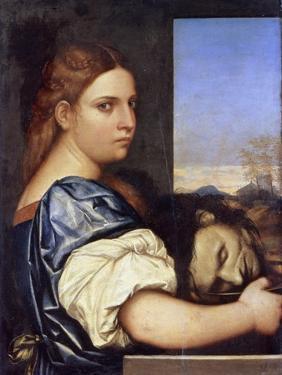 The Daughter of Herodias, 1510 by Sebastiano del Piombo