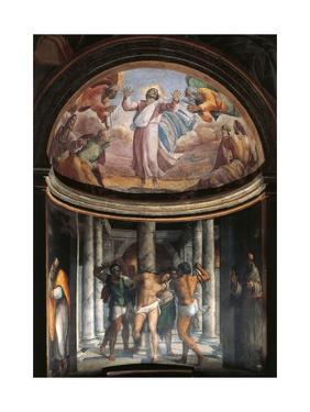 The Flagellation of Christ by Sebastiano del Piombo