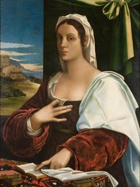 Vittoria Colonna (1490-154) by Sebastiano del Piombo