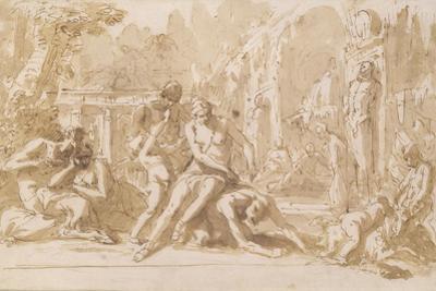 Bacchanal, 1720
