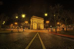 Arc Night by Sebastien Lory
