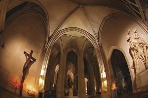 Church by Sebastien Lory