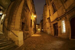 City Street by Sebastien Lory