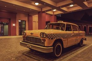 Disney 2 Taxi by Sebastien Lory