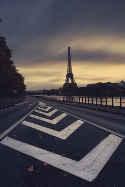 Eiffel, Paris, France by Sebastien Lory